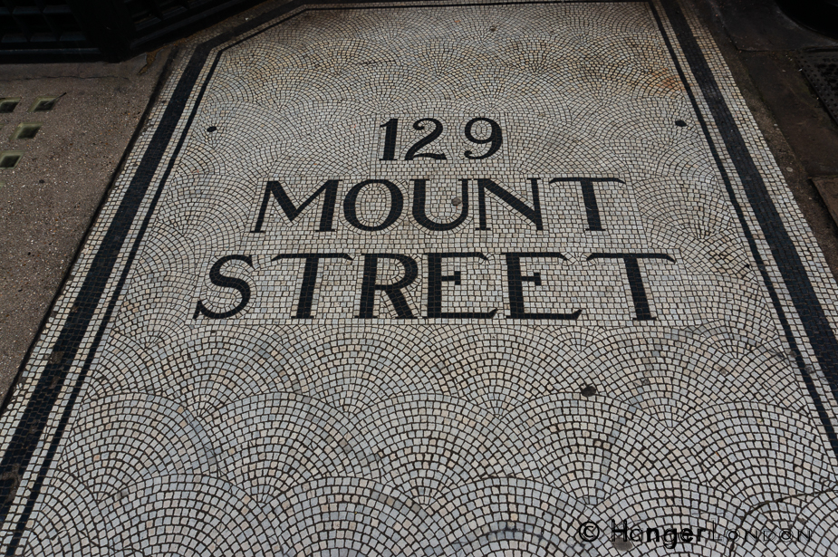 Mount street floor Mosaic by the designer outlets.