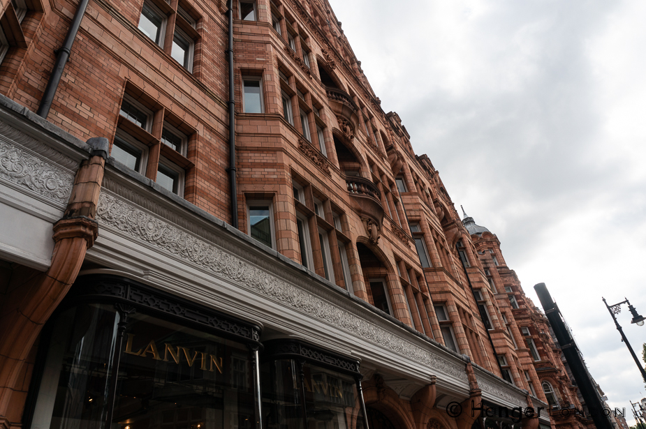 Mount St Lanvin designer store. Princes Grace of Monaco visited Mount St when she came to London