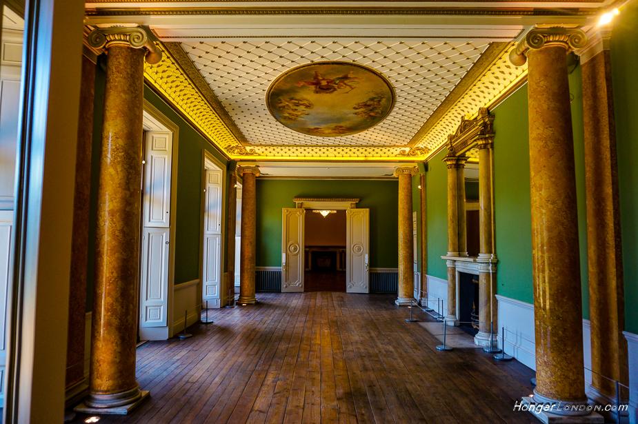 Long Gallery Gunnersbury House, Gunnersbury Park