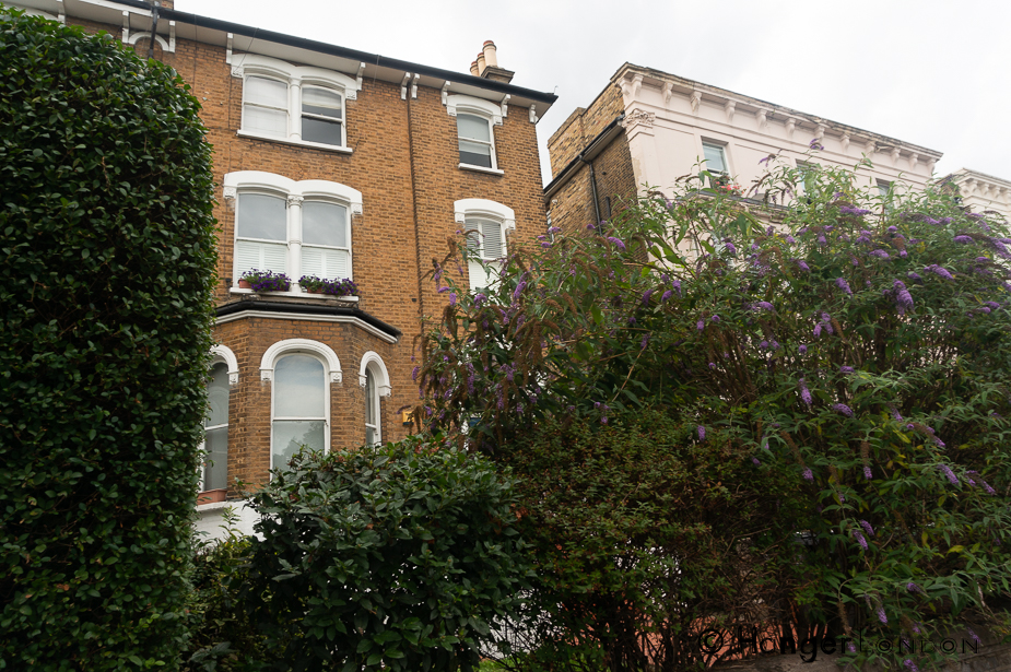 44 Wickham Rd SE4 Kate Bush early career home