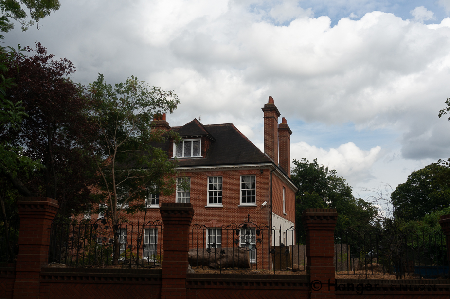99 Court Road SE9 5AG Kate bush former Mansion home.