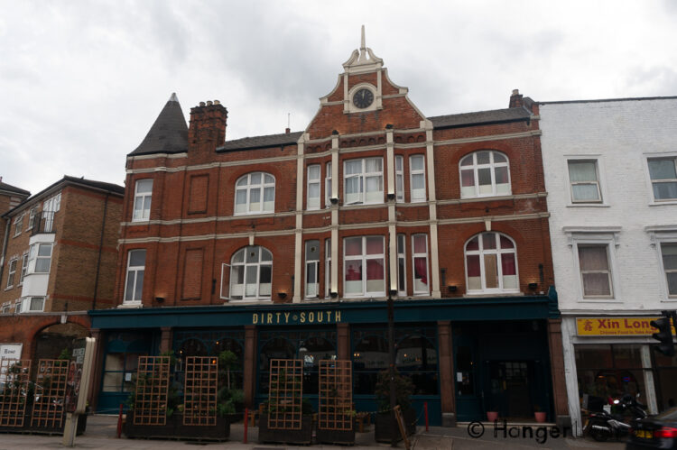 The Rose of Lee Pub which is now called The Dirty South 162 Lee High Rd, London SE13 5PR. Where Kate Bush played her first Gig