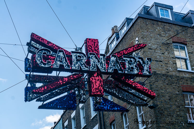 Carnaby Street, Londons West End