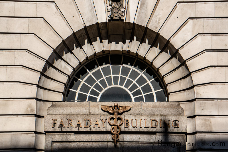 The Faraday Building Queen Victoria Street