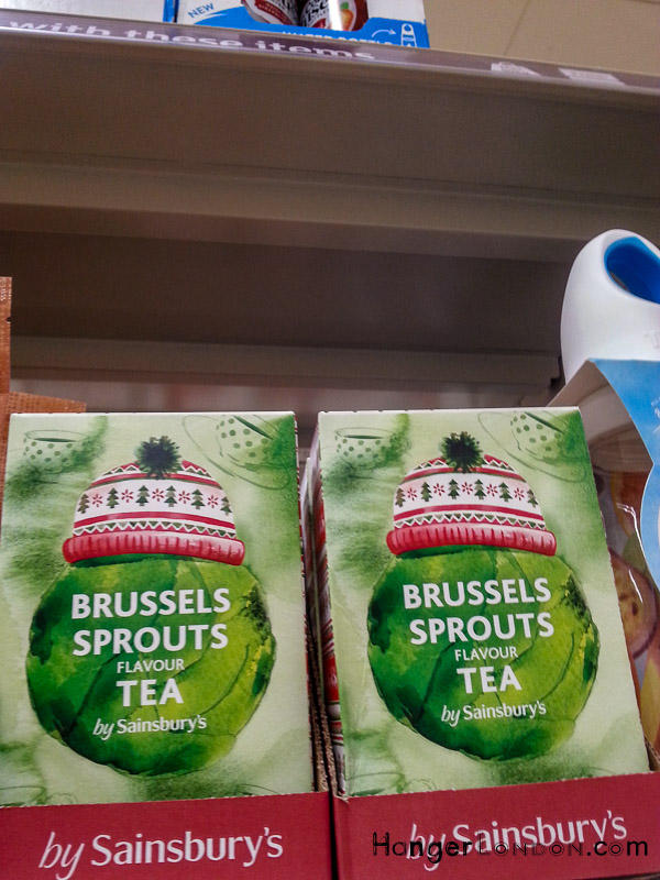 Sainsbury's Brussels Sports Tea