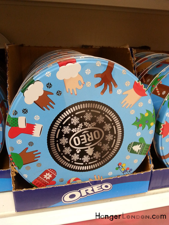 Oreo Biscuit Tin Tesco
