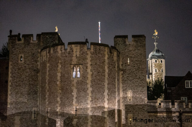 10 Thousand flames Tower of London - Remembrance End of World War One 2