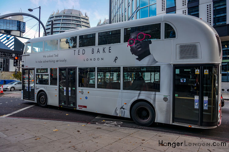 Ted Baker Design 55 Bus
