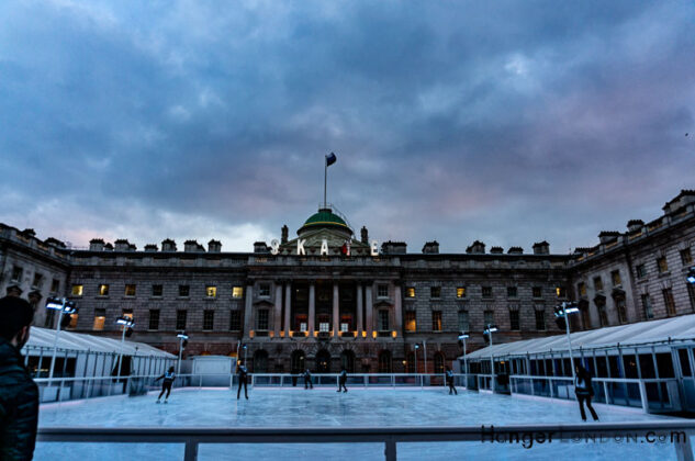 Somerset House Skating Rink
