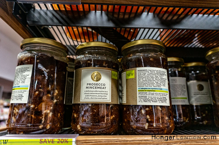 Prosseco Mincemeat Marks and Spencer