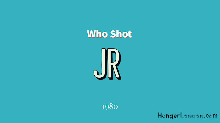 Who shot JR