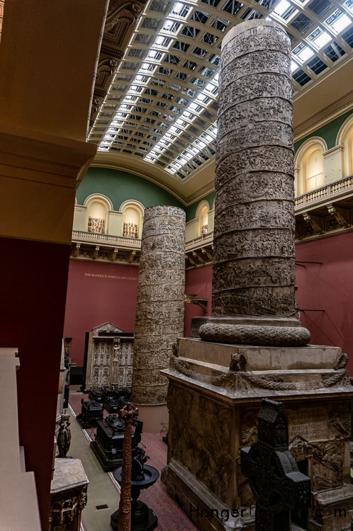 Trajan Casts Victoria and Albert Museum Late night Friday opening