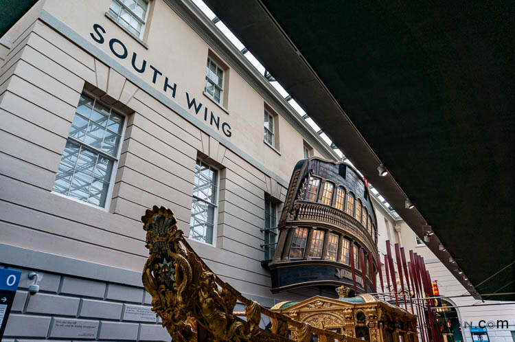 South Wing National Maritime Museum