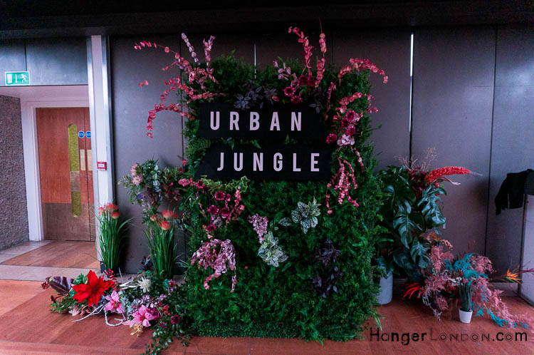 Urban Jungle decoration