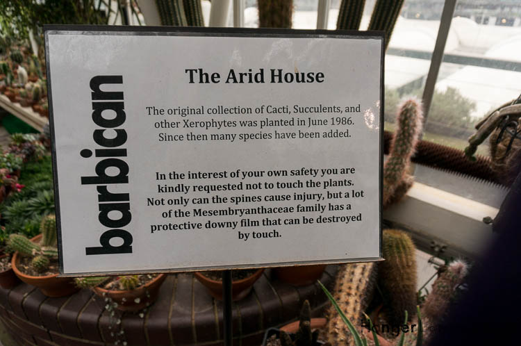 Info on the arid House