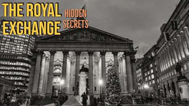 The Royal Exchange hidden secrets Luxury Boutiques in the heart of the City of London