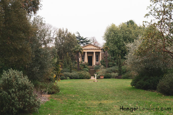 Temple in the Med Kew