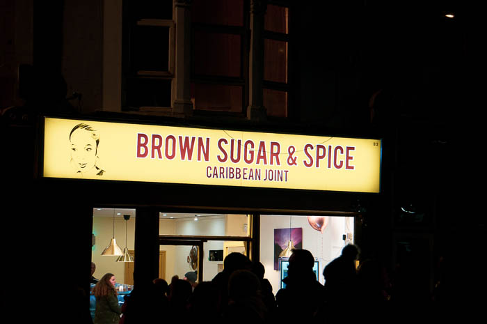 Brown Sugar and Spice Carribean Joint