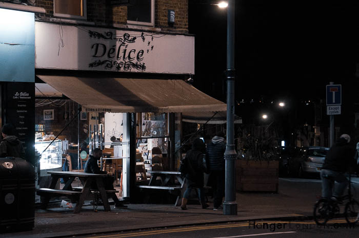 Delice Catering outlet