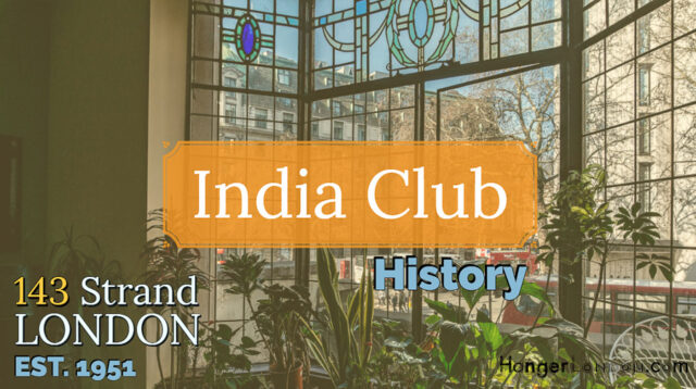 India club on the strand 143 London