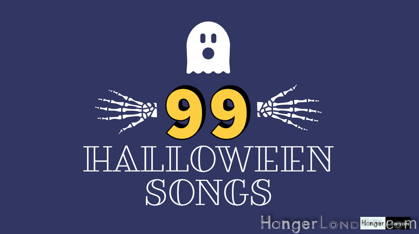 99 Halloween songs - honouring the dead