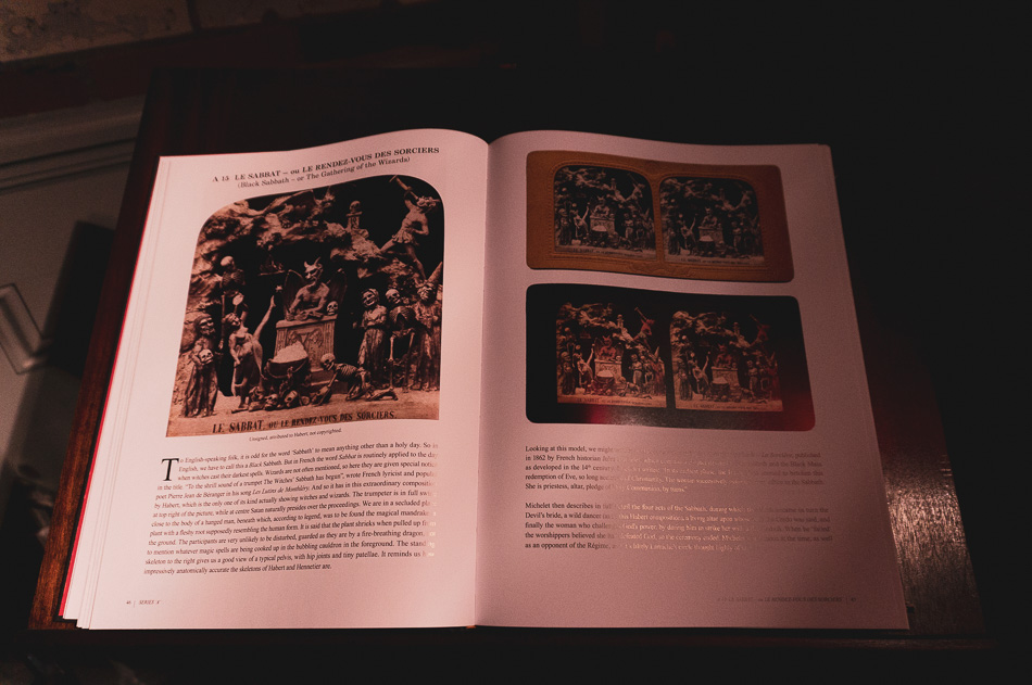 Brief look at Diableries Stereoscopic Adventure in Hell - Dr Brian May Collection 6