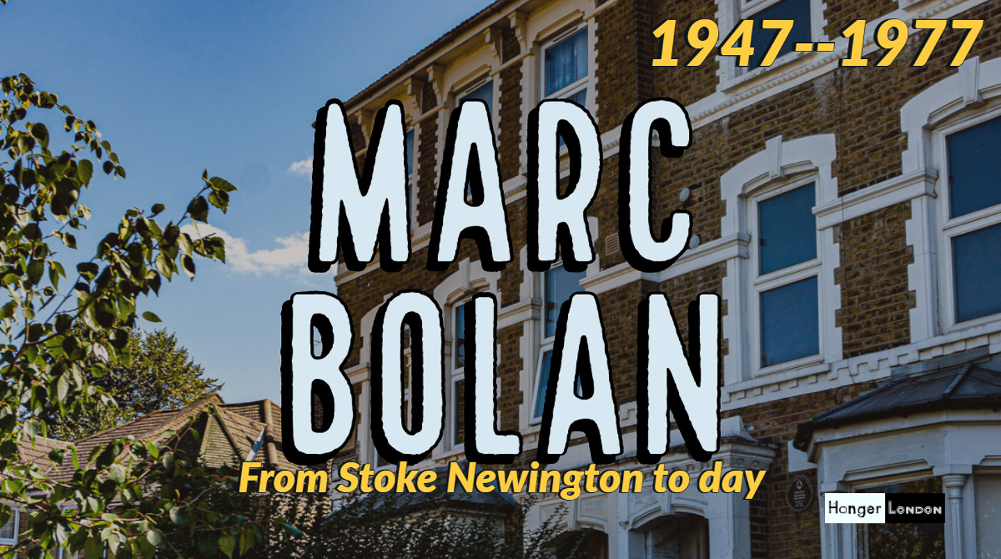 Marc Bolan from the beginning