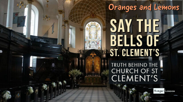 Church of st clements oranges and lemons