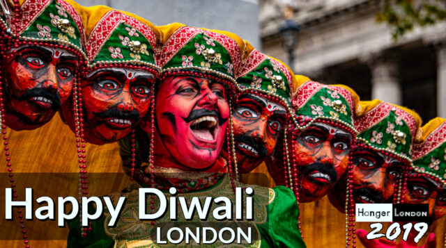Happy Diwali London