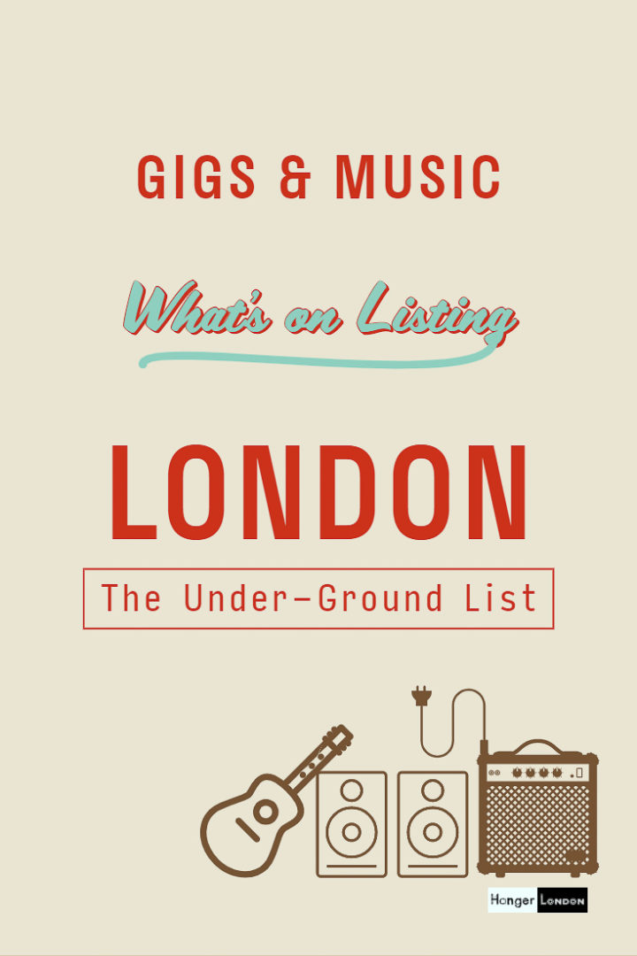 London Photographic Journal, Art, Culture, History and Live Gig Listing 4