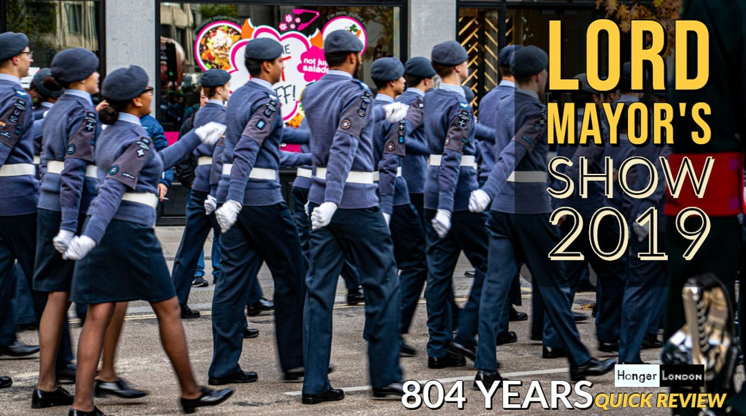 Lord Mayor's Show 2019