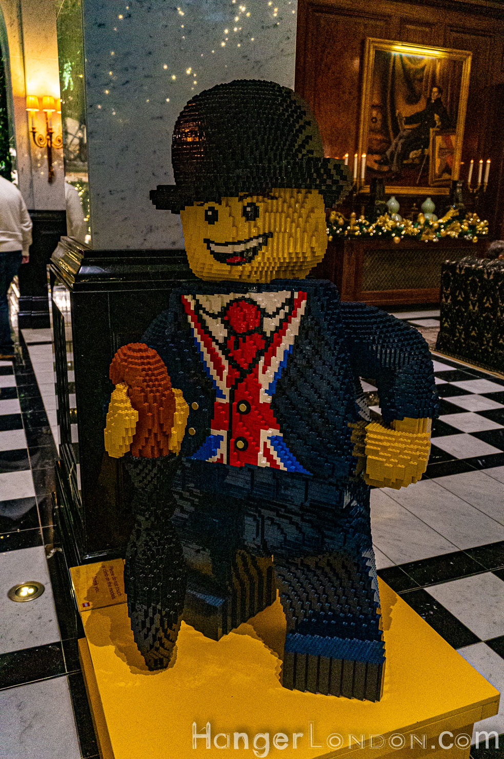 Lego Man The Savoy