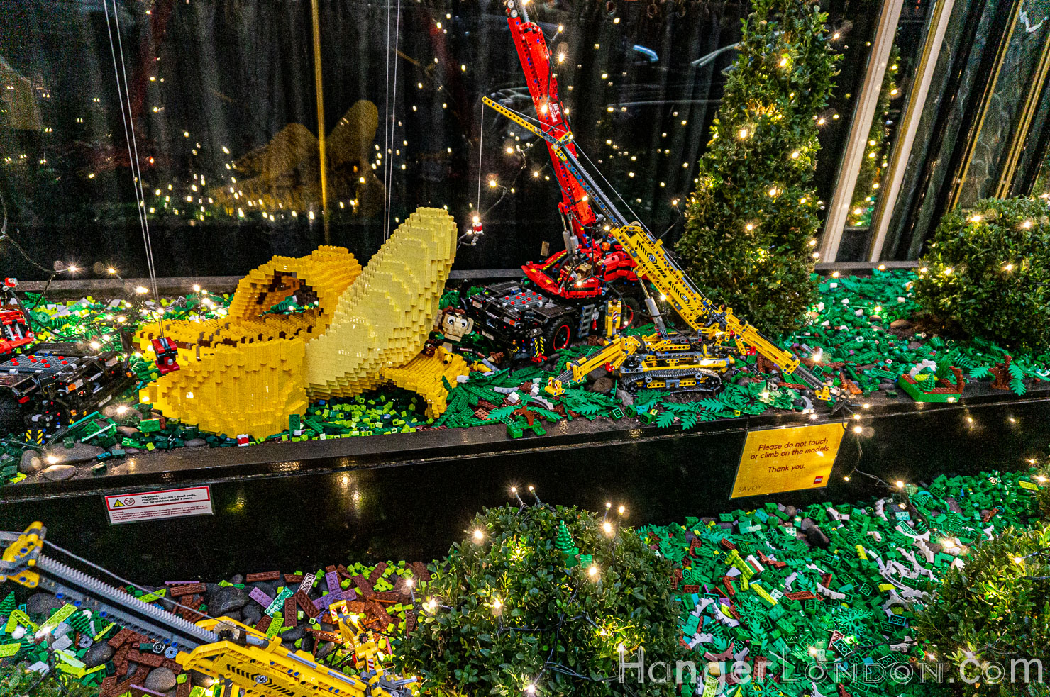 The Savoy lego banana
