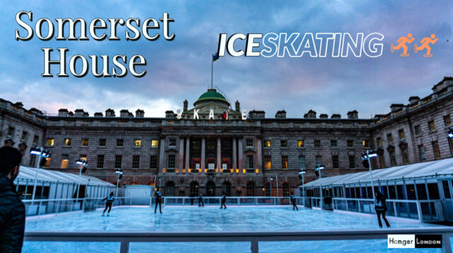 somsert house ice skating