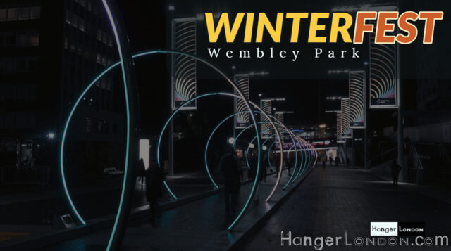 winterfest wembley park